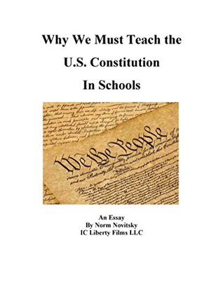 Why We Must Teach the U.S. Constitution in Schools