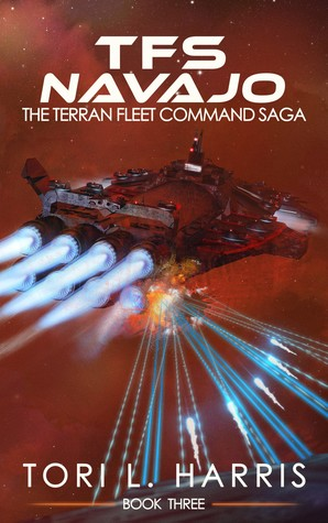 TFS Navajo (The Terran Fleet Command Saga, #3)