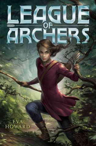 Ebook League of Archers by Eva Howard PDF!