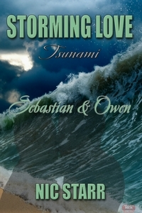 Book Review: Sebastian & Owen (Storming Love: Tsunami #3) by Nic Starr