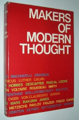 The Horizon Book Of  Makers Of Modern Thought