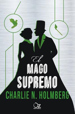 El mago supremo (El mago de papel, #3)