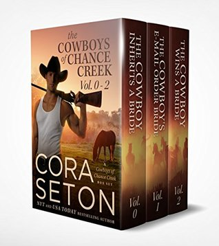 Cowboys of Chance Creek Vol 0.5-2 (The Cowboys of Chance Creek, #0.5-2)