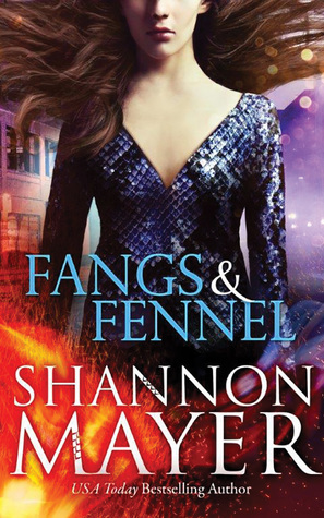 Fangs and Fennel (The Venom Trilogy #2)