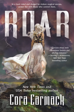 {Tour} Roar by Cora Carmack (with Review, Excerpt, + Giveaway!