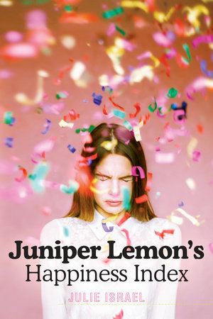 Juniper Lemon Happiness Index by Julie Israel
