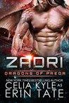 Book cover for Zadri (Dragons of Preor, #5)