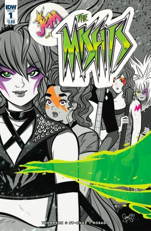 Jem and The Misfits (The Misfits, #1)