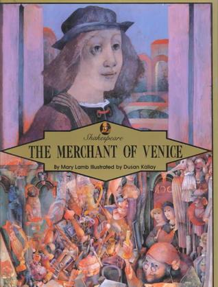 The Merchant of Venice (Illustrated Shakespeare #1)