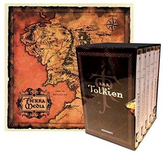 Estuche Tolkien 6 vols. + mapa