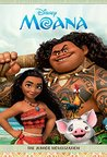 Moana Junior Novel (Disney Junior Novel by Walt Disney Company
