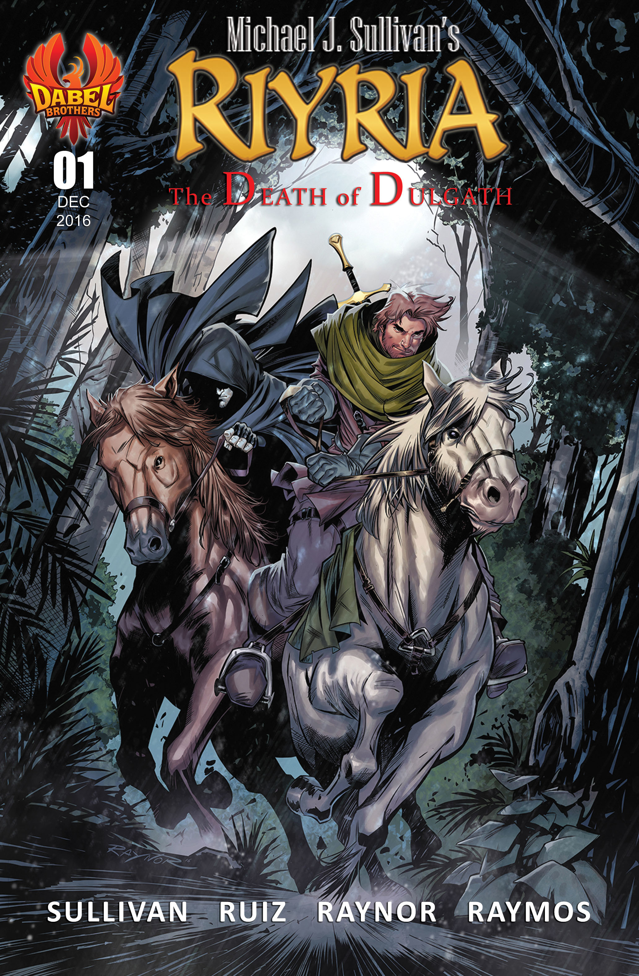 Death of Dulgath Graphic Novel Volume 1 (Riyria Graphic Novels)