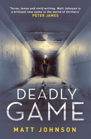 Deadly Game (Robert Finlay, #2)