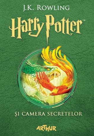 Harry Potter și camera secretelor (Harry Potter, #2)