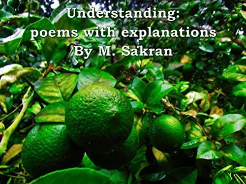 Understanding: poems with explanations
