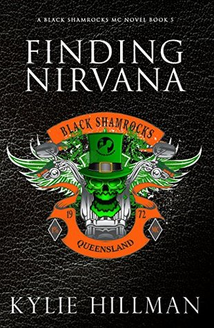 Finding Nirvana (Black Shamrocks MC, #5)