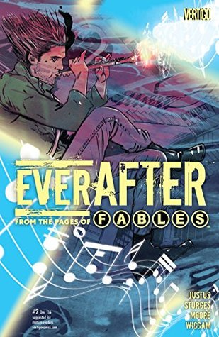 Everafter: From the Pages of Fables (2016-) #2