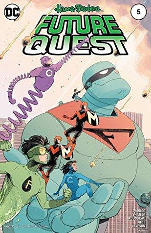 Future Quest (2016-) #5