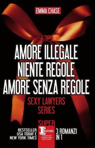 Sexy Lawyers Series (Sexy Lawyers, #1-3)