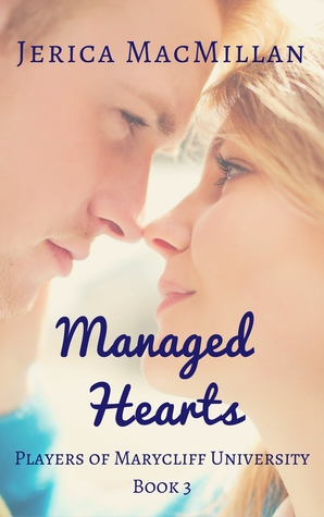 Managed Hearts by Jerica MacMillan