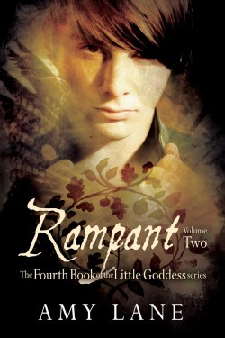 Rampant, Vol. 2 (Little Goddess, #4)