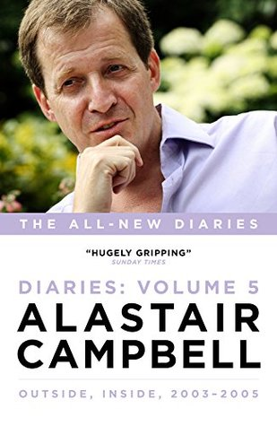 Diaries Volume 5: Outside, Inside, 2003–2005