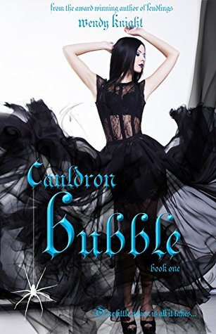 Cauldron Bubble (Toil & Trouble Book 1)