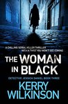 The Woman in Black (Detective Jessica Daniel thriller series Book 3)