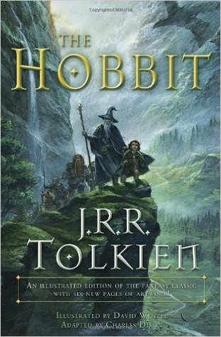 Free ePub Download The Hobbit: An Illustrated Edition of the Fantasy Classic