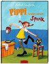 Pippi findet einen Spunk by Astrid Lindgren