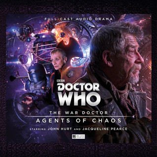 The War Doctor 3: Agents of Chaos(War Doctor 3) (ePUB)