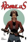 Romulus #1 by Bryan Hill