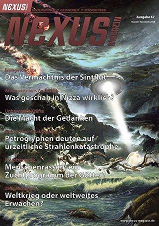 Nexus Magazin: Ausgabe 67, Oktober - November 2016