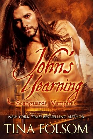 John's Yearning (Scanguard's Vampires #12)