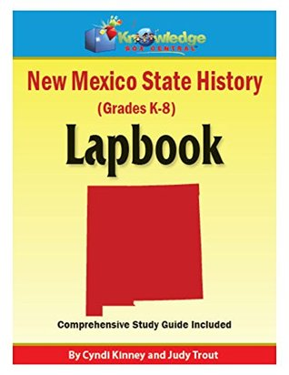 New Mexico State History Lapbook: Plus FREE Printable Ebook