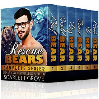 Rescue Bears Boxed Set (Rescue Bears, #1 To #6)