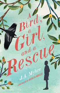 A Bird, a Girl, and a Rescue by J.A. Myhre