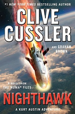 Book Review: Clive Cussler and Graham Brown's  Nighthawk