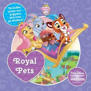 Disney Whisker Haven Tales with the Palace Pets Royal Pets