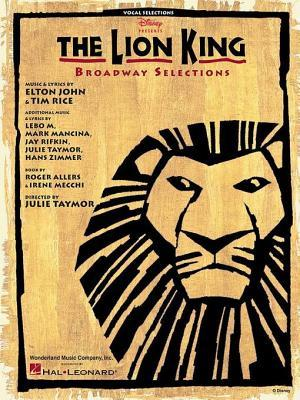 The Lion King - Broadway Selections (Songbook)