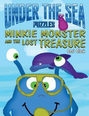 Under the Sea Puzzles: Minkie Monster and the Lost Treasure