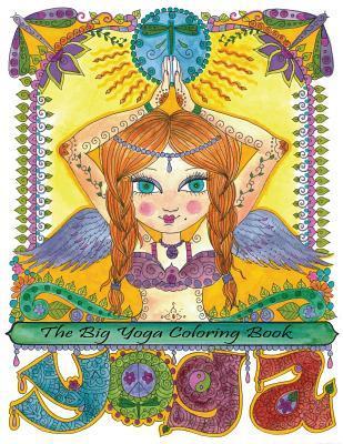 Yoga Coloring Book: Yoga