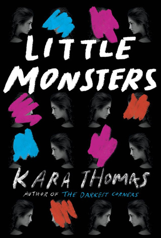 Image result for little monsters book cover