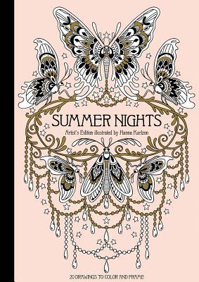 Summer Nights Artist's Edition: Published in Sweden as