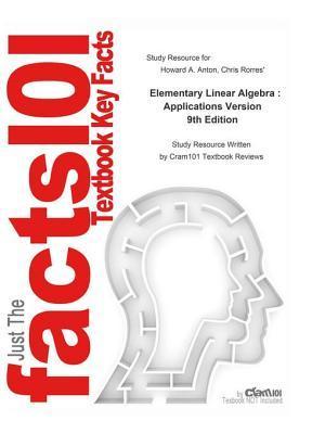 Elementary Linear Algebra, Applications Version