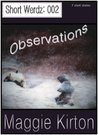 Observations (Short Werdz Book 2)