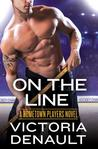 On the Line (Hometown Players, #5)