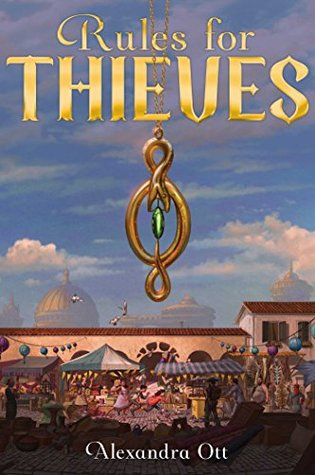 Rules for Thieves book cover