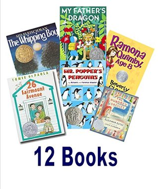 Awarded Books Grade 2 - 3: The Hundred Dresses; My Father's Dragon; 26 Fairmount Avenue ; the Whipping Boy; Ramona Series