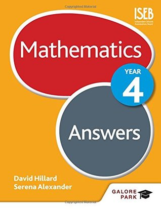 Mathematics Year 4 Answers